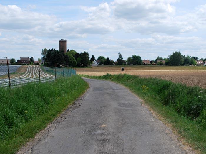 Gerpinnes : Rue du Château d