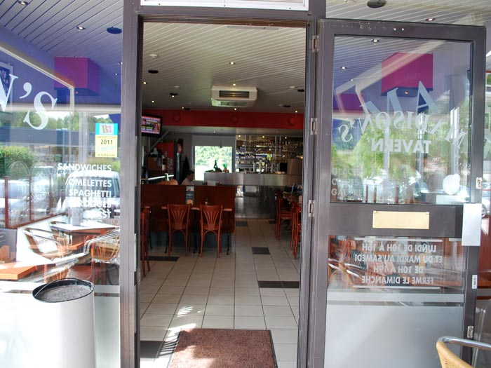 Taverne - Brasserie - Petites restaurations