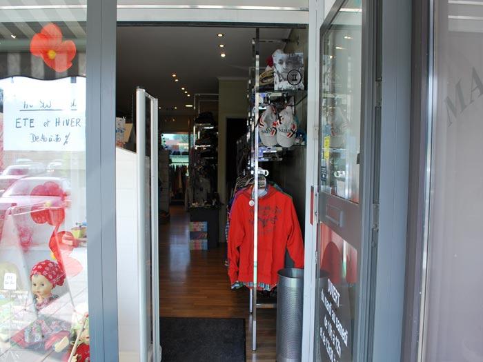Boutique vêtements enfants 0 à 16 ans