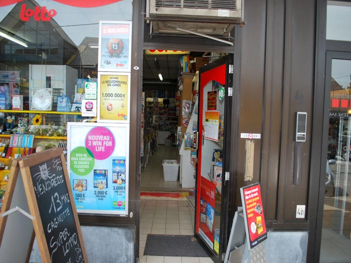 Papeterie - Librairie - Loterie - Tabac