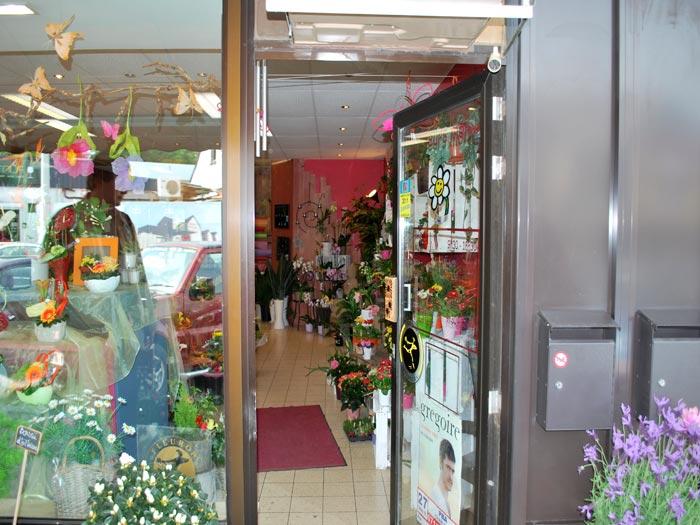 Décoration florale et art florale