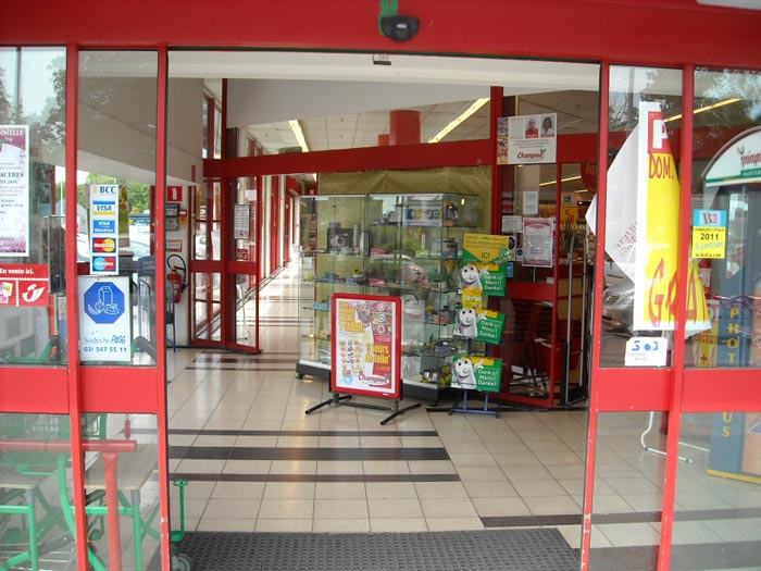 Magasin de grande distribution : Alimentation